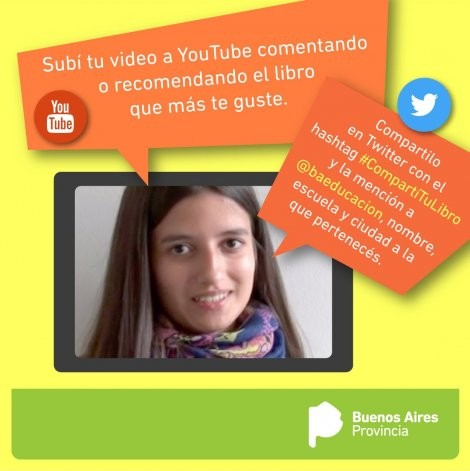 "Video: Provincia quieren convertir a alumnos en ""booktubers"""