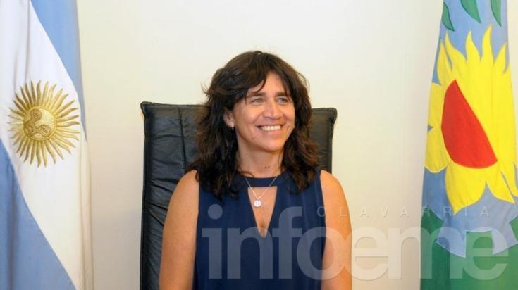 La ministra Zulma Ortiz estará en Olavarría