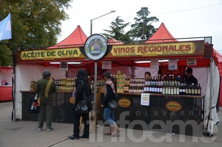 """""""Sabores del Mundo"""" desembarcó Olavarría"""