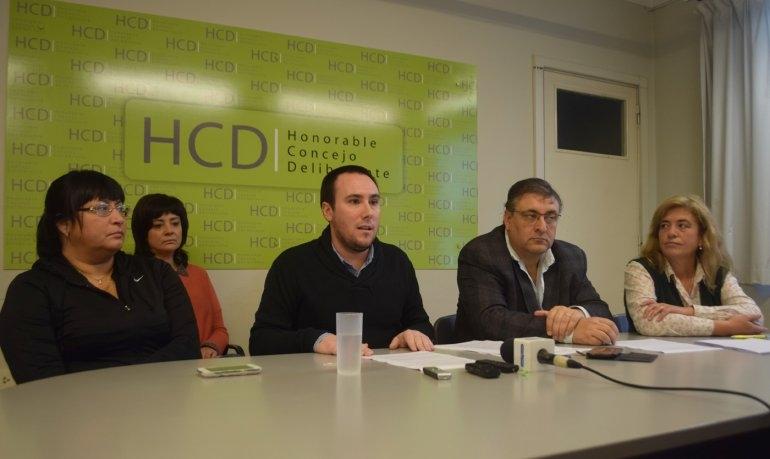 El eseverrismo presentará pedido de informes por contrataciones del Municipio