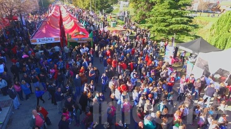 """Más de 30 mil personas visitaron """"Sabores del Mundo"""""""