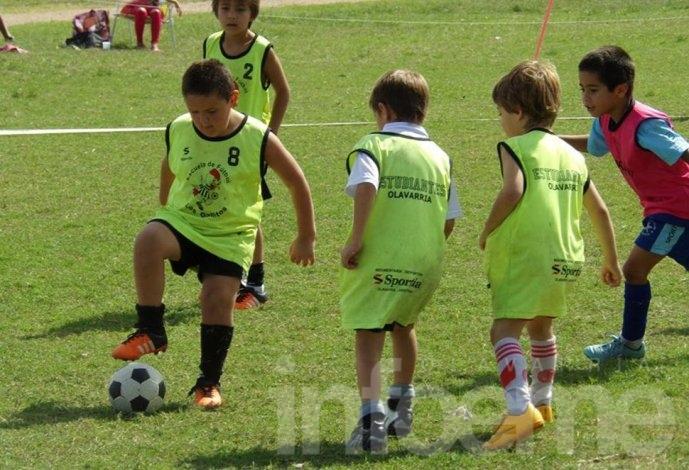 Estudiantes: llega el cuadrangular de fútbol infantil