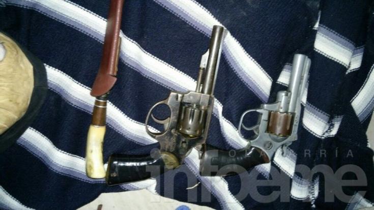 Atrapan en Azul a los asaltantes de la YPF de Hinojo