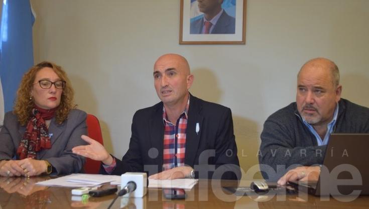 """Eduardo Rodríguez: """"El HCD tiene los recursos para el pago de sueldos"""""""