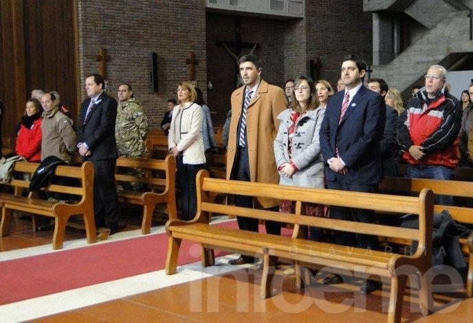 El Tedeum dio inicio a las actividades por el Aniversario de la Revolución de Mayo