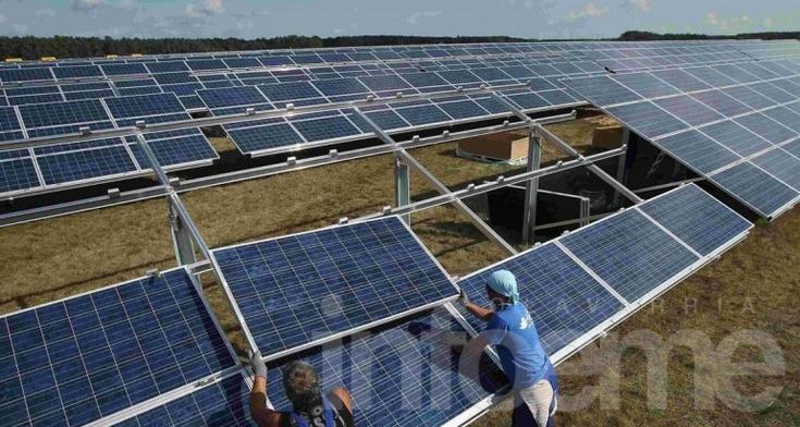 Promueven la creación de una Comisión para estudiar energías renovables
