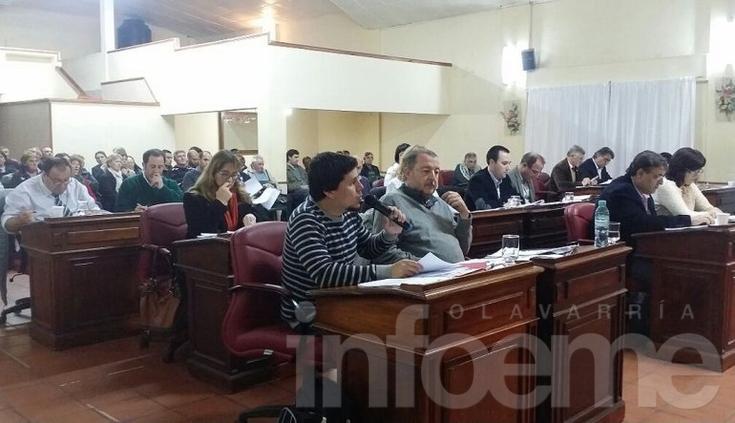 El Concejo Deliberante sesionó en Colonia Hinojo