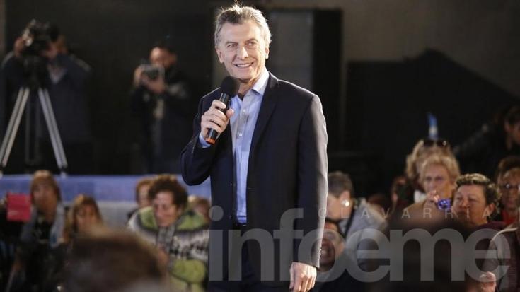 Macri realizó anuncios para jubilados y lanzó la amnistía fiscal