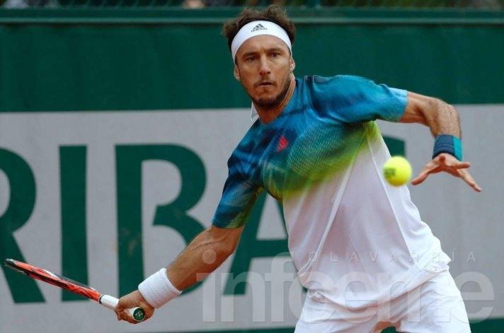 Ya no quedan argentinos en Roland Garros