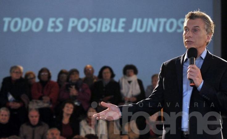 Macri traerá a la Argentina sus ahorros del exterior