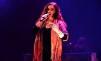 Sandra Mihanovich celebró sus 40 años con la música