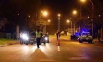 Seis casos de alcoholemia durante controles de tránsito