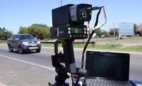 Fotomultas: instalaron un radar fijo sobre la Ruta 51