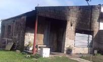 Arduo trabajo de Bomberos en dos incendios de viviendas