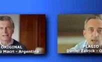 Candidato a alcalde copió un spot de la campaña de Macri