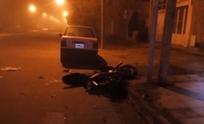 Joven motociclista muere en un accidente de tránsito
