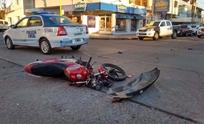 Siniestros viales con heridos en la mañana de viernes