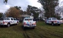 En un impresionante operativo la Policía desarticuló competencia de cazadores