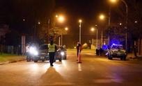 Tres casos de alcoholemia y vehículos retenidos