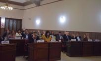 Última sesión ordinaria para siete concejales