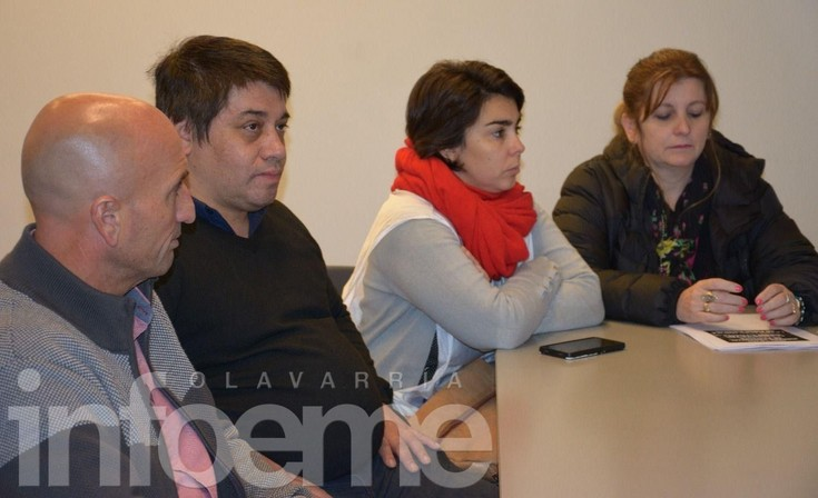 """El Frente de Unidad Docente realizó un """"carpetazo"""" en el HCD"""