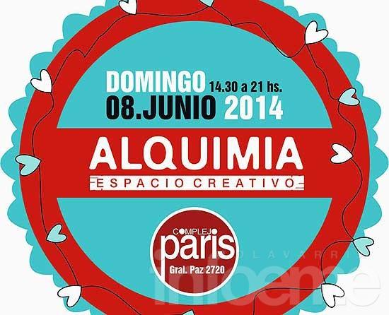 Feria Alquimia en el Complejo París
