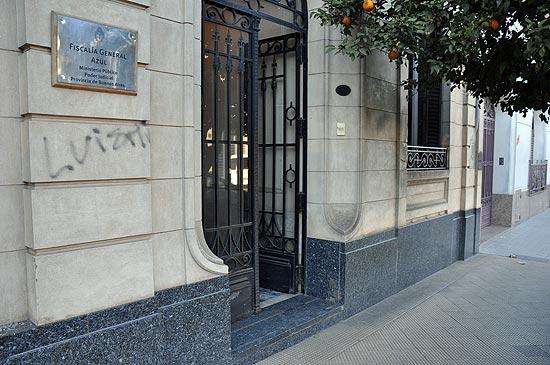 La Defensa del policía Coria rechazó ir a juicio por jurados