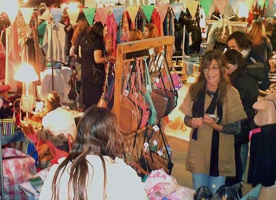 Emprendedores locales y de diseño se mostraron en Alquimia