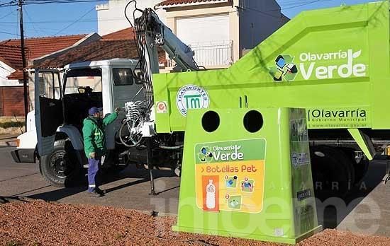 Quince nuevos Puntos Verdes en la ciudad