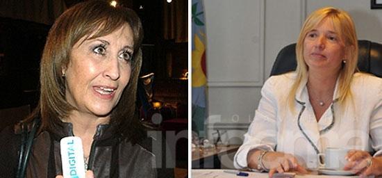 Álvarez Rodríguez y Mirta Tundis llegan esta semana a Olavarría