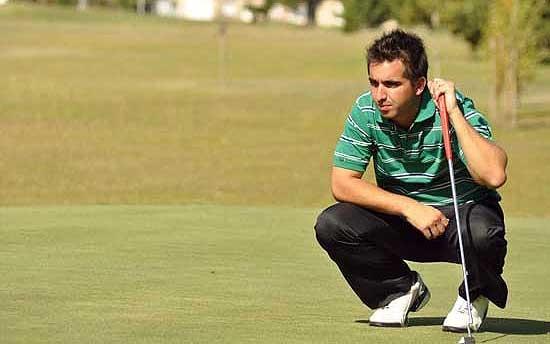 García Pinto fue el ganador del domingo
