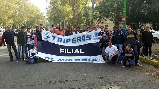 La Filial Tripera de Olavarría festeja sus siete años