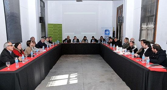 """Olavarría fue sede del encuentro """"Sumar"""" Turismo"""