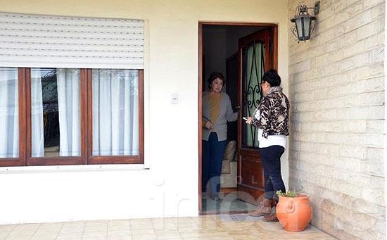 El Censo Social se desarrolla en Colonia Hinojo e Hinojo