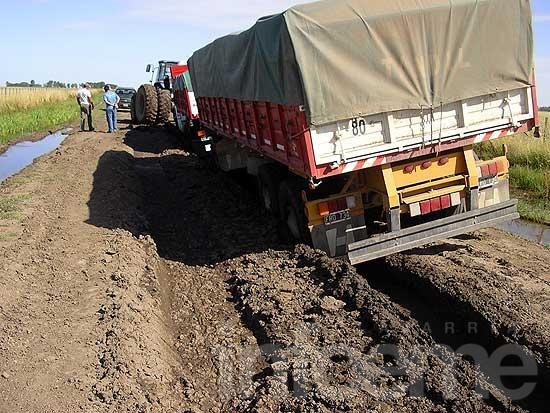 Caminos rurales: reglamentan la ordenanza para la circulación
