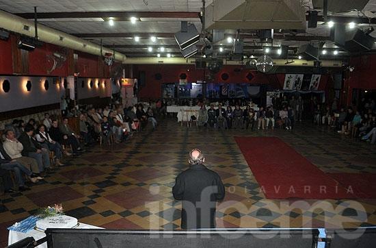 Con reconocimientos, Fomento Pueblo Nuevo celebró 73 años