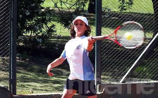 Luisina Duca fue campeona en Azul
