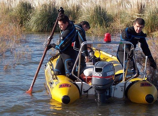 Quinto día sin avances en la búsqueda de los pescadores
