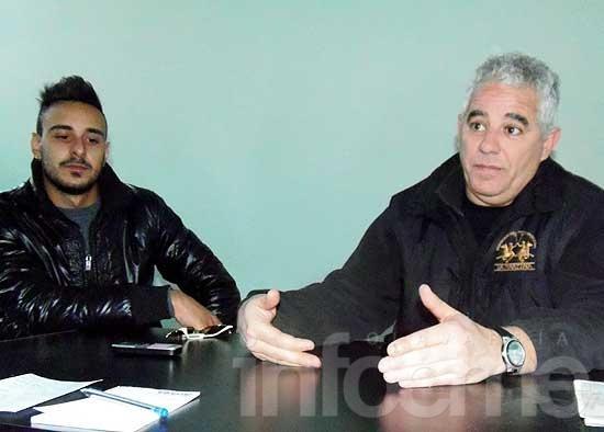 Los Huella parten rumbo a Colombia