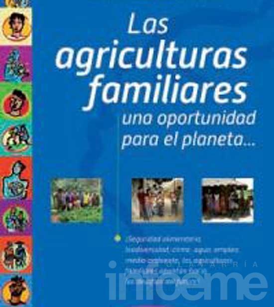 Muestra sobre agricultura familiar en la Alianza Francesa