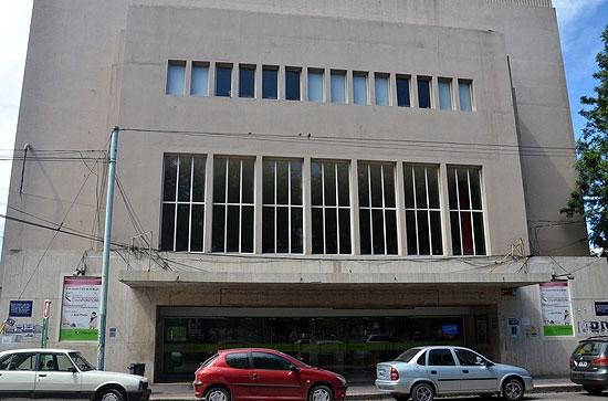 Reacondicionarán la fachada del Teatro Municipal