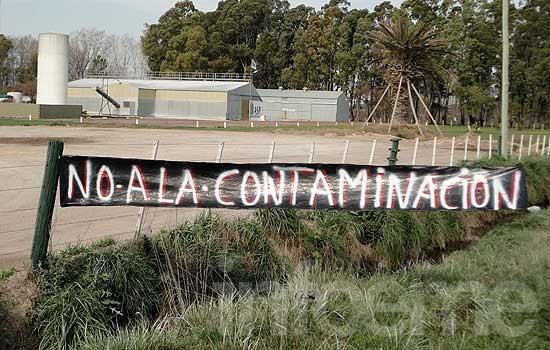 La Justicia hará mediciones ambientales en Colonia Hinojo