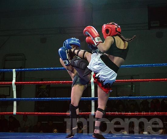 Gran festival de kick boxing