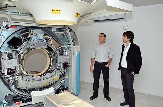 Ya funciona el nuevo sistema de Tomografía Computada