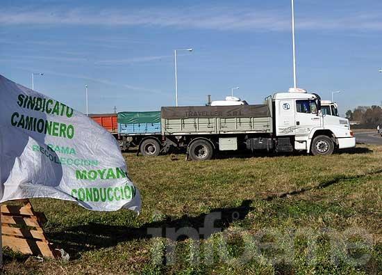 Camioneros acordó un aumento salarial del 33 por ciento
