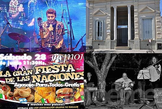 Música y teatro para todos los gustos el fin de semana