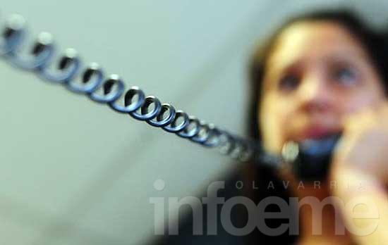 Intentaron engañar a una familia con un secuestro virtual