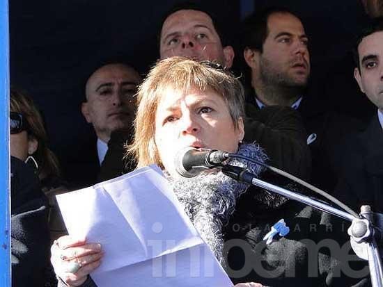 Anahí Carbone se despidió con una carta