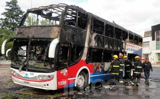 Un nuevo detenido por el crimen en el ómnibus