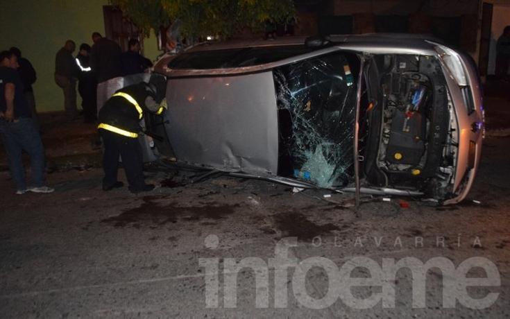 Siguen internados los siete heridos del accidente: uno en terapia intensiva